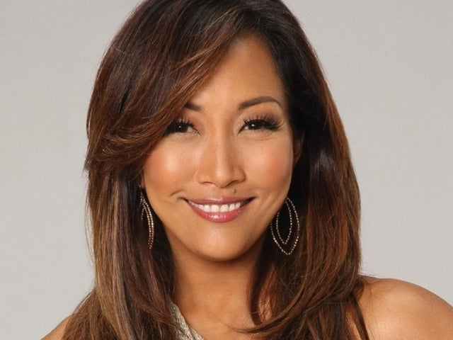 'DWTS' Judge Carrie Ann Inaba Opens up About Medication Use, Stabbing Hallucinations on 'The Talk'