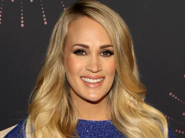Carrie Underwood Ready to Get Back to Work After Birth of Son