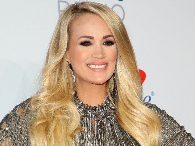 Carrie Underwood Reveals She Spent $600 on Makeup Because of Pregnancy Insomnia