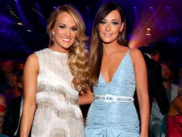 Carrie Underwood, Kacey Musgraves Advocate Women Supporting Women at Radio