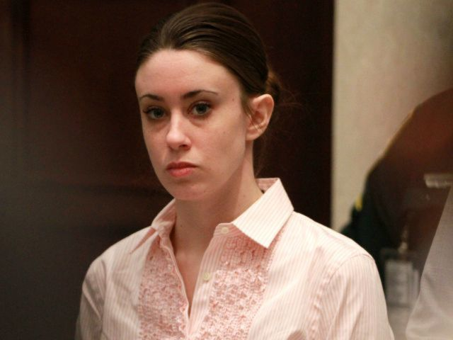 Casey Anthony Pleads Guilty to Traffic Violation