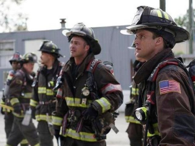 'Chicago Fire' Tackles Trailer Park Blaze in New Clip