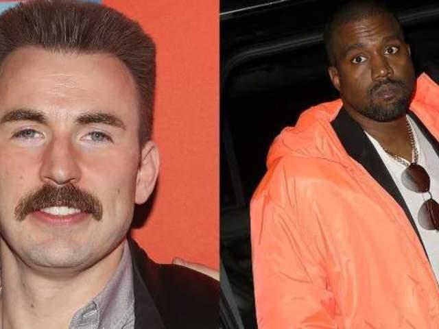 Chris Evans Slams Kanye West's 'Maddening' Call in Scathing Tweet