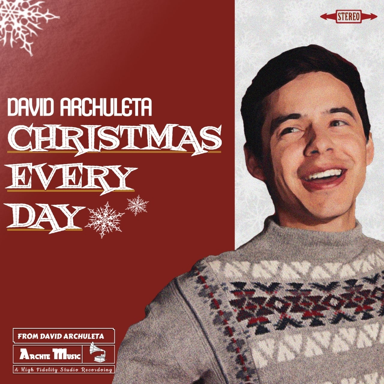 David Archuleta album art