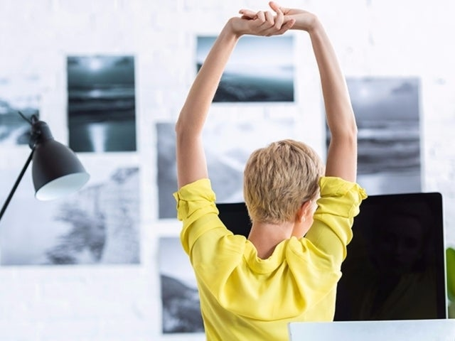16 Stretches to Undo the Damage From Your Desk Job