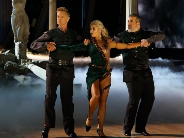 'Dancing With the Stars' Competitor John Schneider's Wardrobe Malfunction Derails Dance