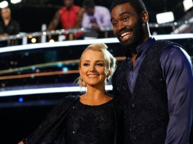 Evanna Lynch Gets Special Message From 'Harry Potter' Star Emma Watson During 'DWTS' Finale