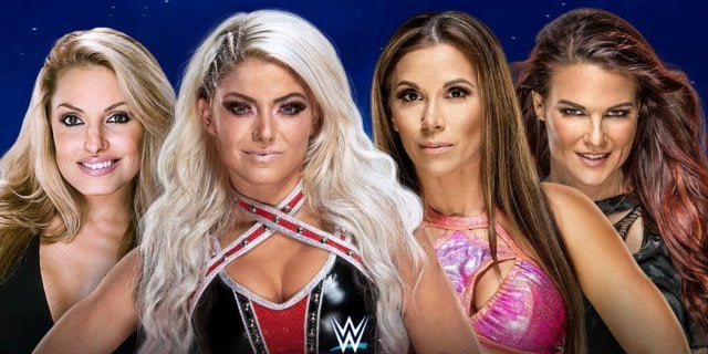 Two Beloved WWE Divas Coming out of Retirement for Upcoming Match