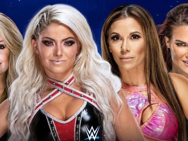 WWE: Trish Stratus and Lita Come out of Retirement for Tag Team Match at Evolution