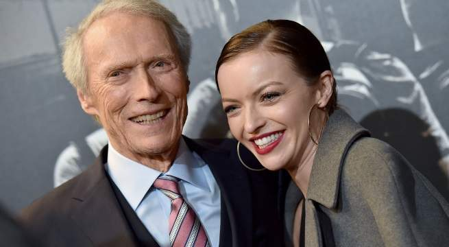 francesca eastwood clint eastwood getty images