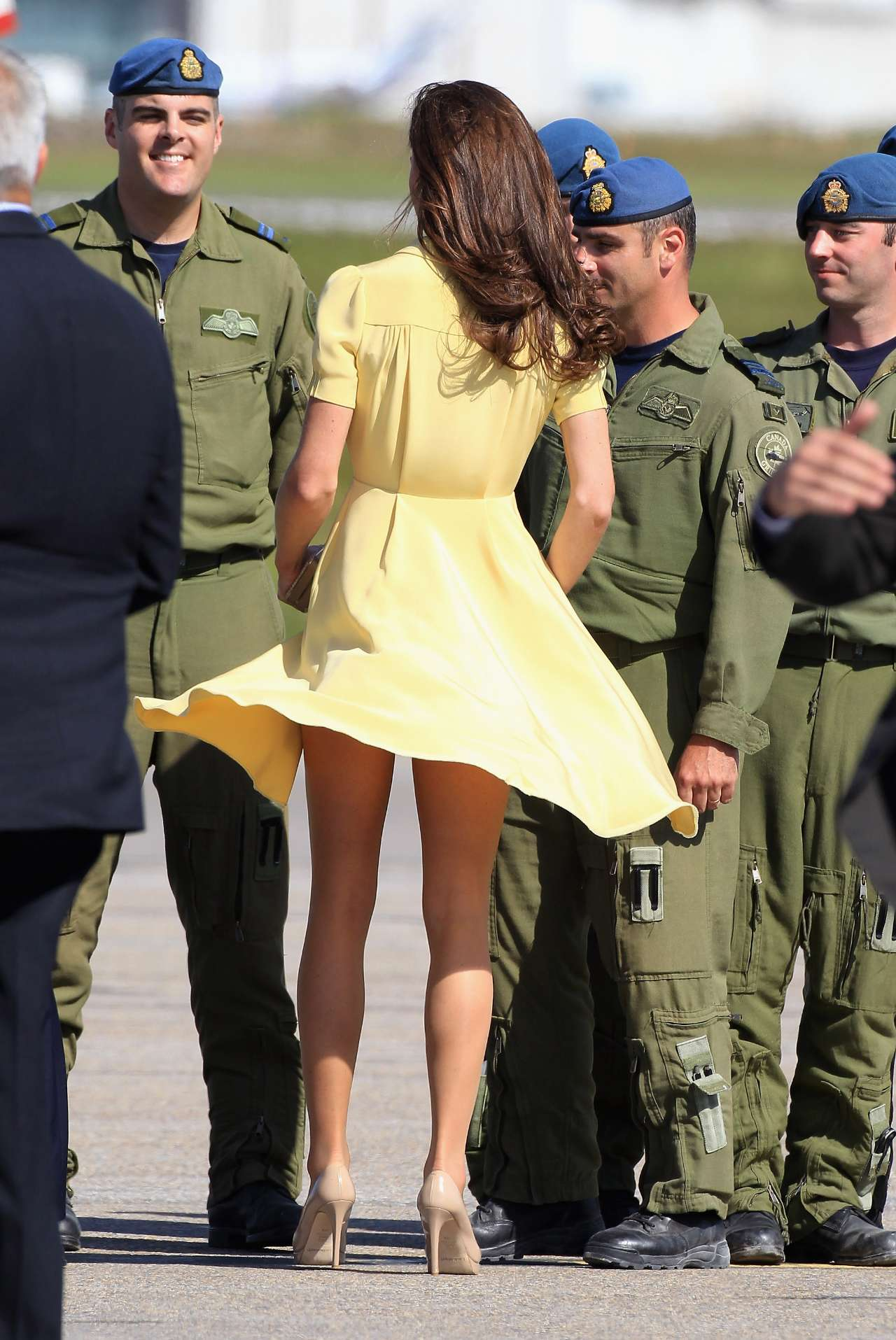 Kate Middleton Had a Near-Miss Wardrobe Malfunction at ...