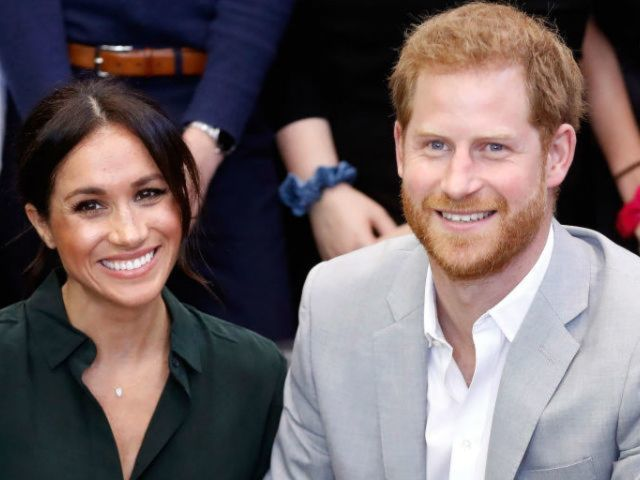 Forensic Artist Predicts What Meghan Markle and Prince Harry's Child Will Look Like