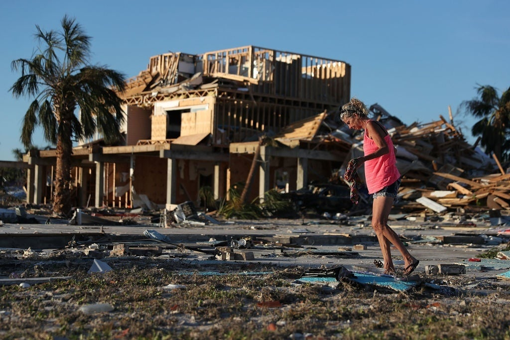 Hurricane Michael 4