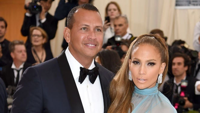 jennifer-lopez-ale-rodriguez-getty-Dimitrios Kambouris : Staff
