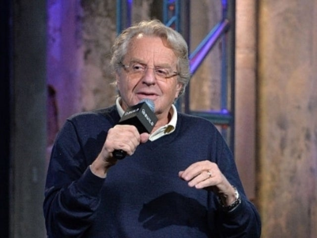 Jerry Springer in Talks to Preside Over Courtroom Show for NBC, 'Judge Jerry'