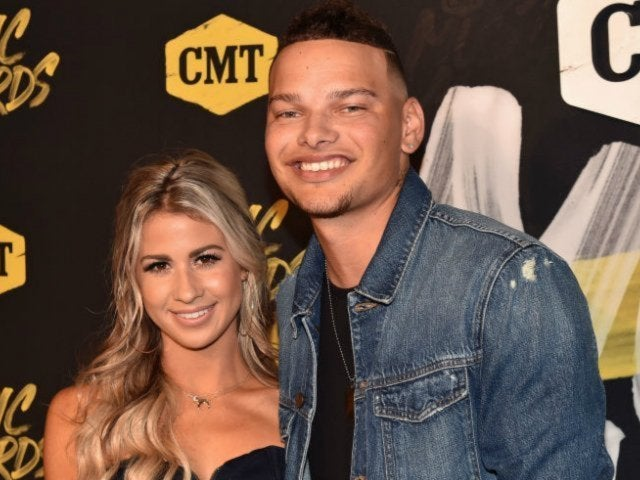 Kane Brown Tattoos New Wife's Name Onto His Hand