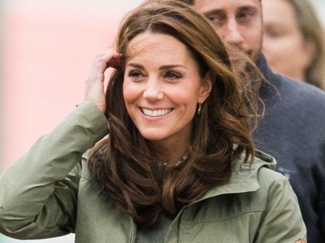 Kate Middleton Debuts New Hairdo on Return From Maternity Leave