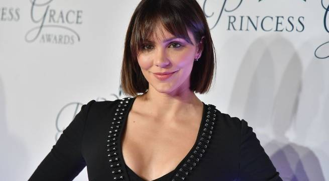 katharine mcphee getty images october 2018