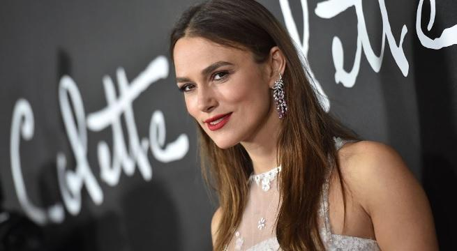 keira knightley getty images