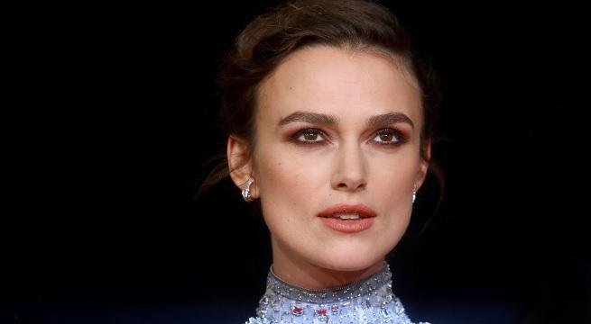 keira knightley getty images october 2018