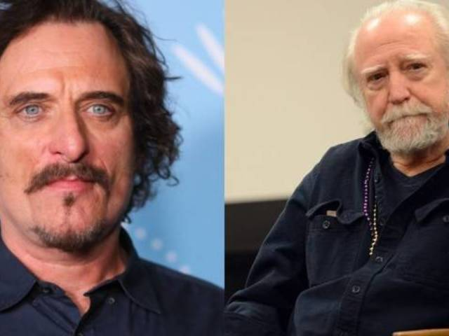 'Sons of Anarchy' Star Kim Coates Remembers Late 'The Walking Dead' Actor Scott Wilson