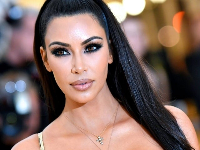 Kim Kardashian Accidentally Says Khloe Kardashian Is 'Idiot' for Staying With Tristan Thompson After Cheating