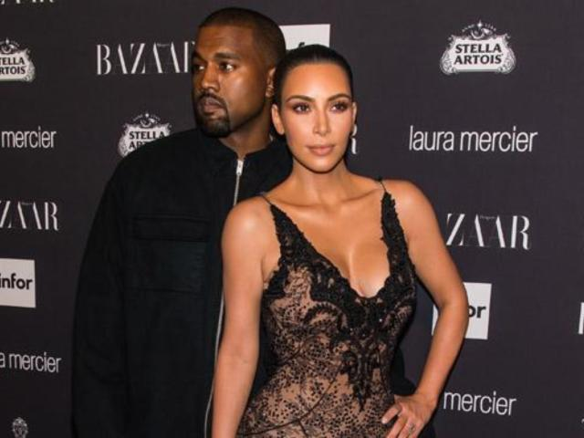 The Reason Behind All Those Kim Kardashian and Kanye West Breakup Links: Voting
