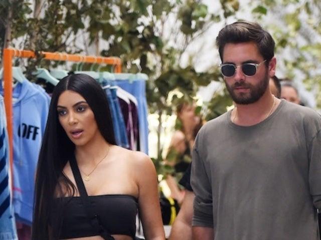 Scott Disick Says He 'Doesn't Like Looking' at Kim Kardashian in New 'KUWTK' Sneak Peek