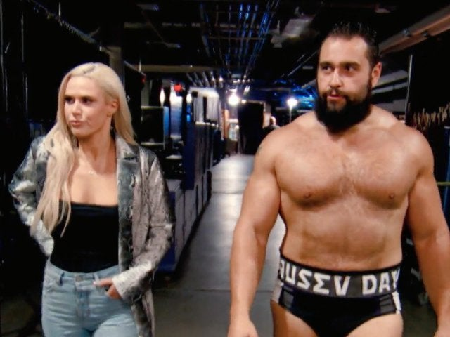 'Total Divas' Stars Lana and Rusev in Trouble With WWE Over Beach Photoshoot