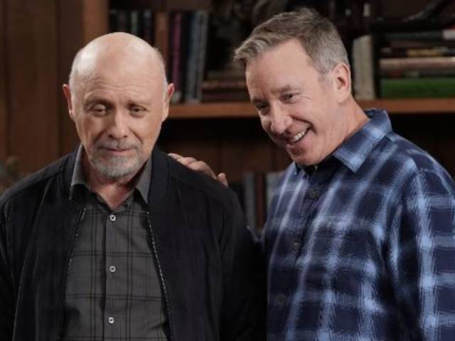 'Last Man Standing': Ed's Retirement Allows Mike to Keep Outdoor Man