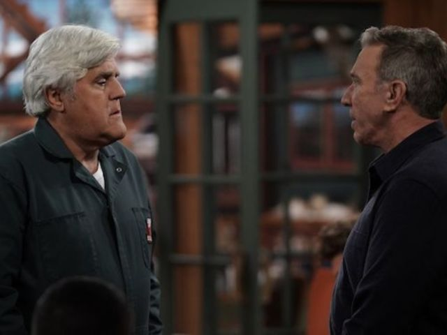 See Jay Leno's Return to 'Last Man Standing'