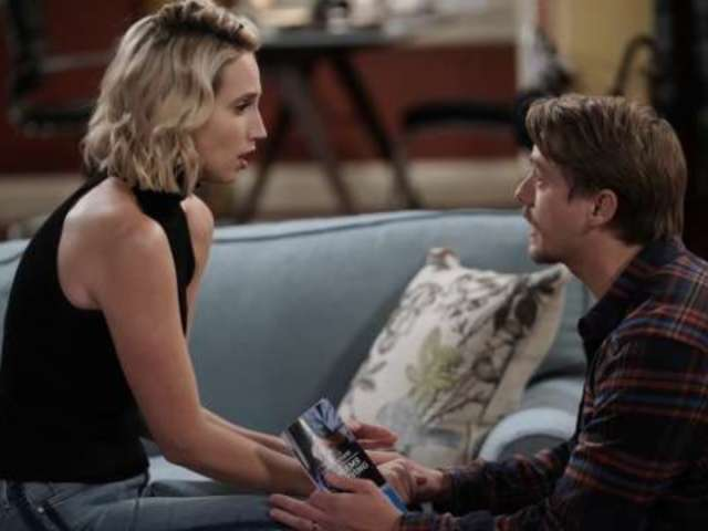 'Last Man Standing': Mandy and Kyle Trying to Have a Baby