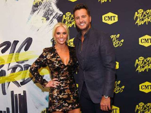 Luke Bryan Leaves the Halloween Costumes to Wife, Caroline