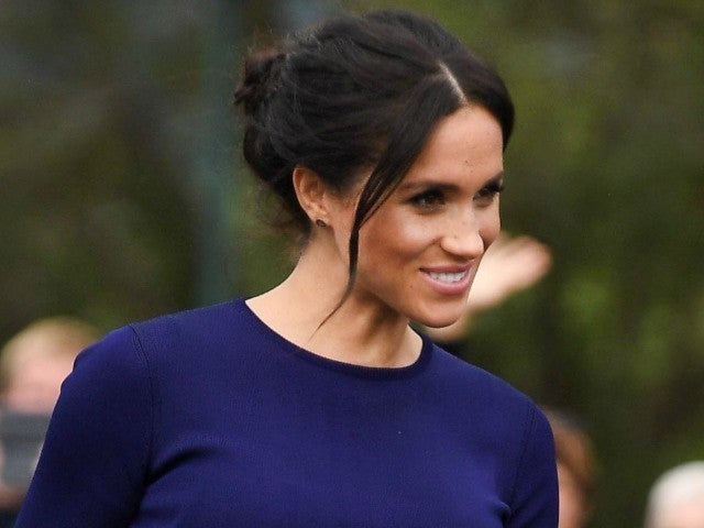Pregnant Meghan Markle's Sheer Skirt Causes Uproar About Wardrobe Malfunction