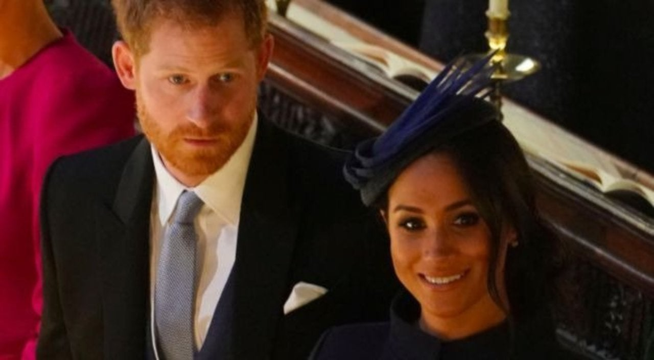Princess Eugenie Wedding Televised.Prince Harry And Meghan Markle Arrive In Style To Princess Eugenie S