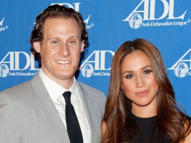 Meghan Markle's Ex Trevor Engelson Reportedly Tied the Knot Last Weekend