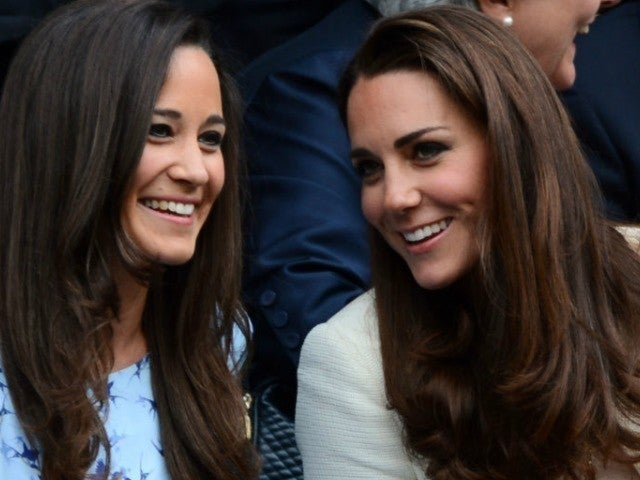 Prince William and Kate Middleton 'Thrilled' for Pippa Middleton After Birth of Her First Baby