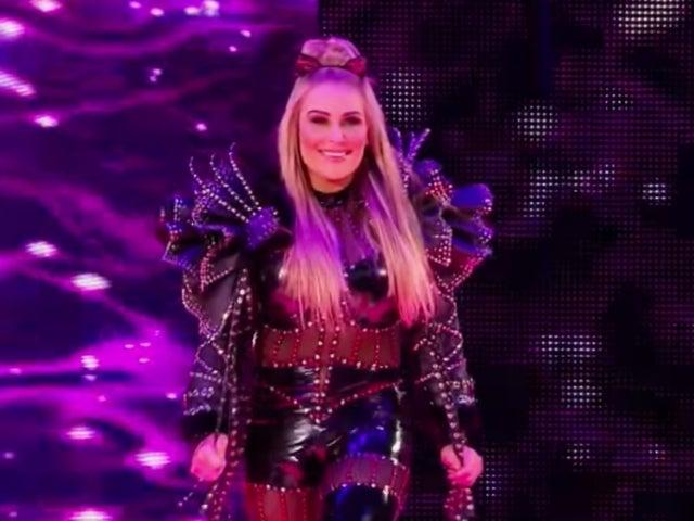 'Total Divas': Nattie Sick of Being 'Crucified' for Viral WrestleMania Wardrobe Malfunction
