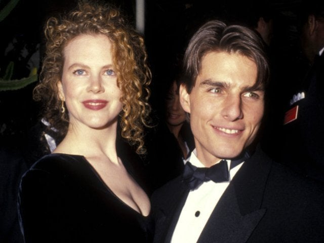 Nicole Kidman Says Her Marriage to Tom Cruise Deterred Sexual Harassment