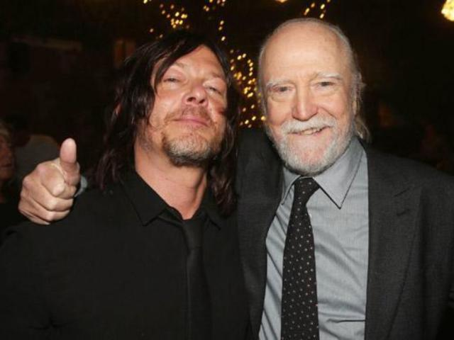 Norman Reedus Pays Tribute to 'The Walking Dead' Co-Star Scott Wilson:' Never Met a Guy I Liked More'