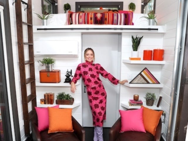 Olivia Wilde Talks Collaborating With Dunkin' Donuts on Innovative Tiny Home