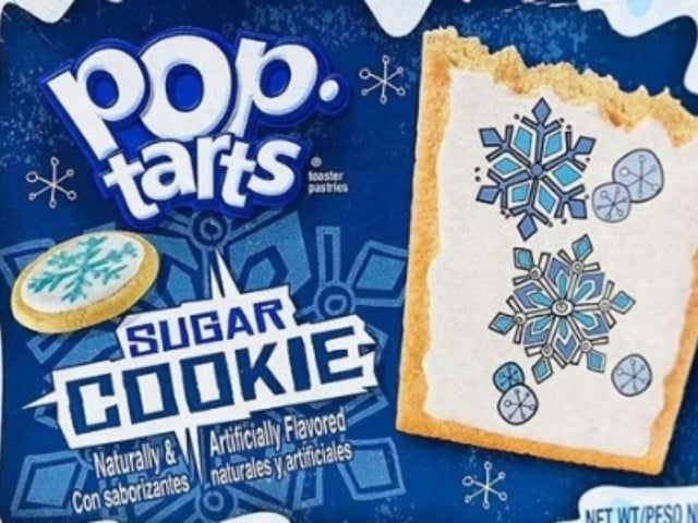 Pop-Tarts Divides Nation With Holiday Sugar Cookie Toaster Pastry