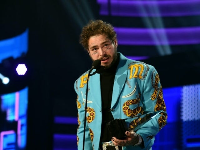 Post Malone Criticized for Lip Syncing During AMAs Performance