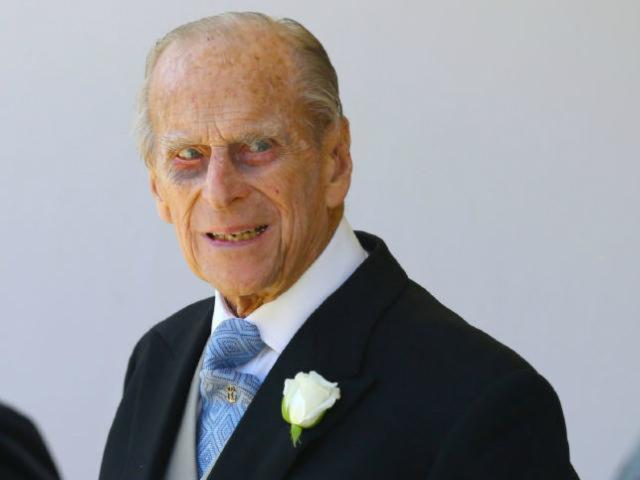 Prince Philip Reportedly May Skip Princess Eugenie's Wedding
