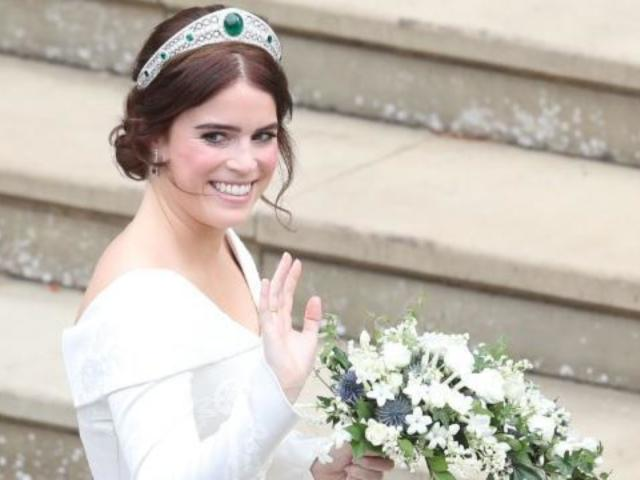 How Princess Eugenie Broke Royal Tradition With Her Wedding Style