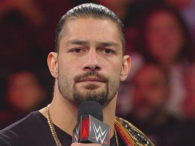WWE Superstar Roman Reigns Not Retiring, Despite Leukemia Diagnosis
