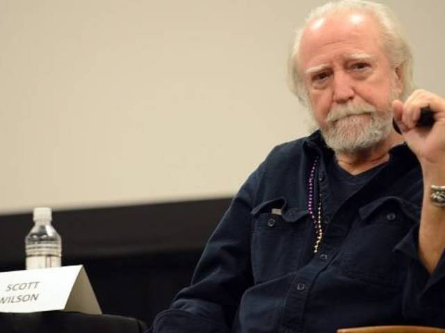 'The Walking Dead' Star Scott Wilson's Cause of Death Revealed by Rep