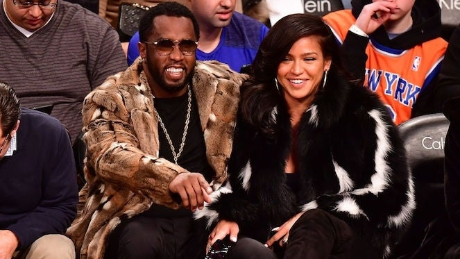 sean-diddy-combs-cassie-ventura_getty-James Devaney : Contributor