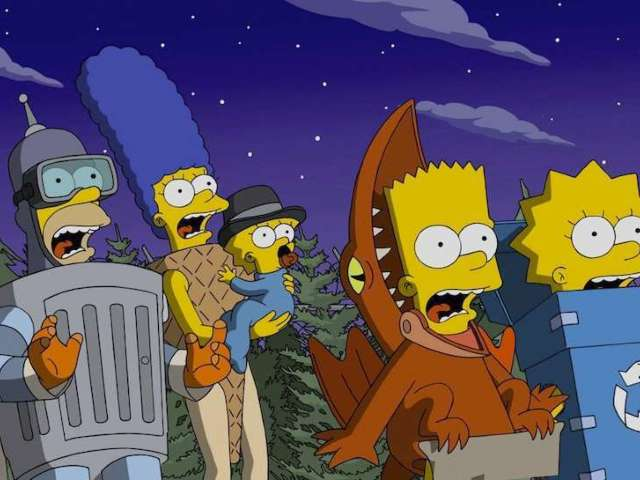 13 of the Best 'Simpsons' 'Treehouse of Horror' Moments