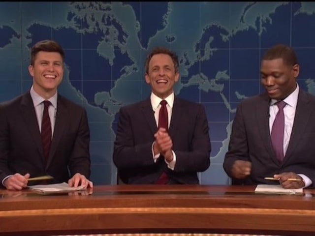 'SNL': 'Weekend Update' Resurrects 'Really!?!' Segment to Slam Kanye West, Donald Trump Meeting
